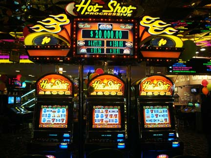 Alberta slot machine odds